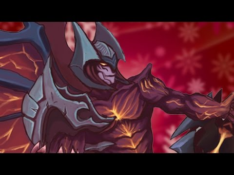 League Of Legends : Christmas Aatrox