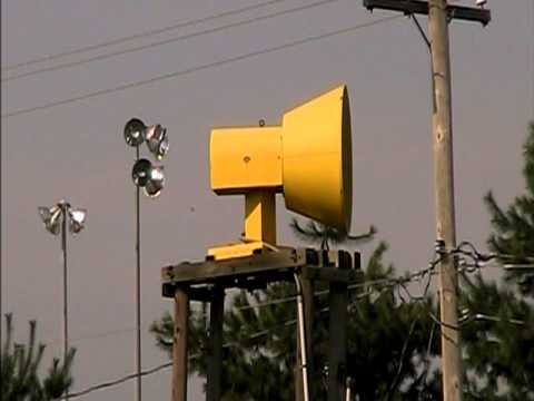 Federal Signal 500AT Siren Monticello, IN 2