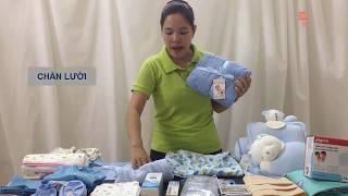 Cách chọn đồ sơ sinh thu đông cho bé