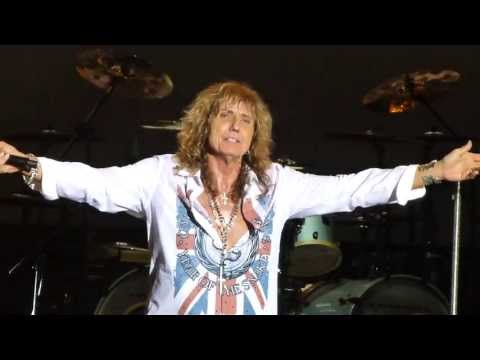 Whitesnake - Here I Go Again - Manchester Men Arena 2013 video