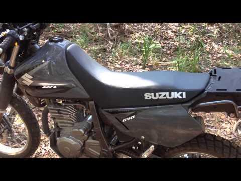 MY NEW SUZUKI DR650SE