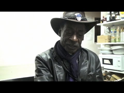 Knoel Scott / Sun Ra Arkestra Interview