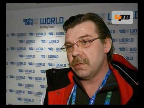 Ванкувер 2010. Интервью с Олегом Знарком