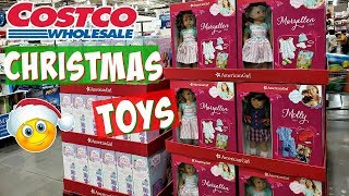 COSTCO CHRISTMAS TOY DEALS! SHOP WITH ME 2018