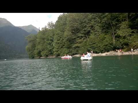 Абхазия 05 Озеро Рица