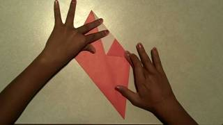 How To Make An Origami Duck Family