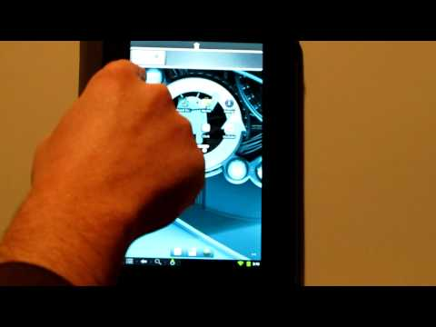 Nook Color: CM7 ROM with Android 2.3 and Android Market