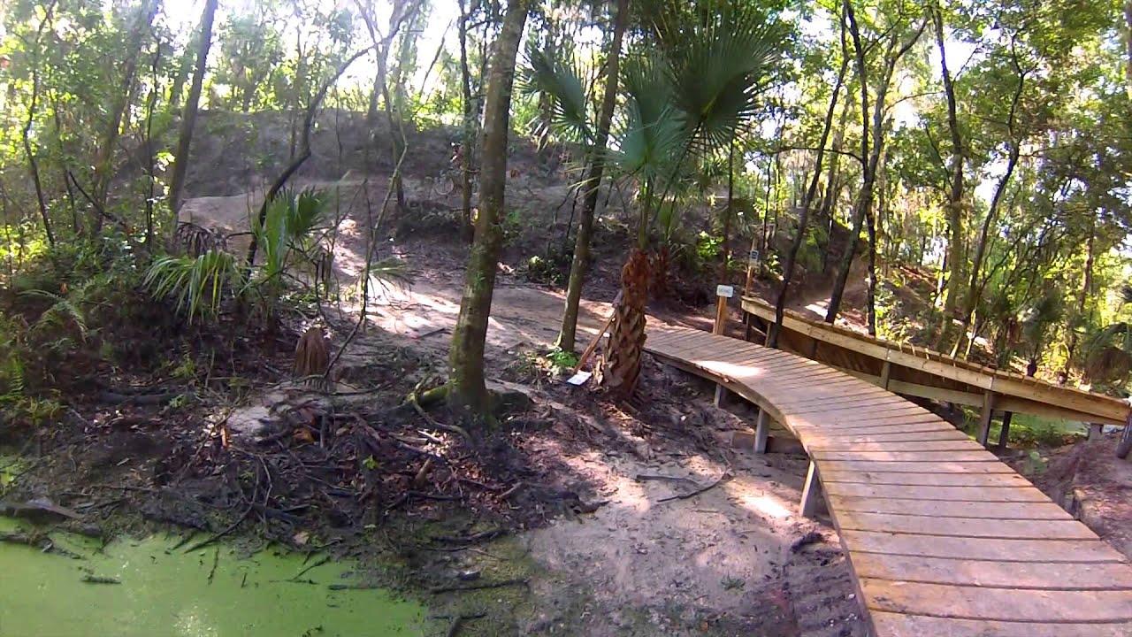 Mountain Bikes Trails in Florida Park Mountain Bike Trails