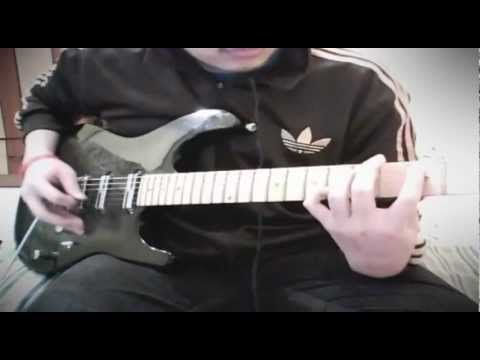 Dream Theater - Hollow Years (guitar cover)