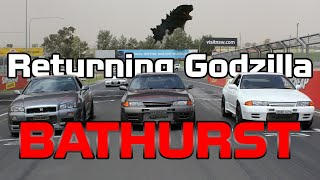 Returning Godzilla to Bathurst | Mount Panorama Racing Circuit | GTR cruise