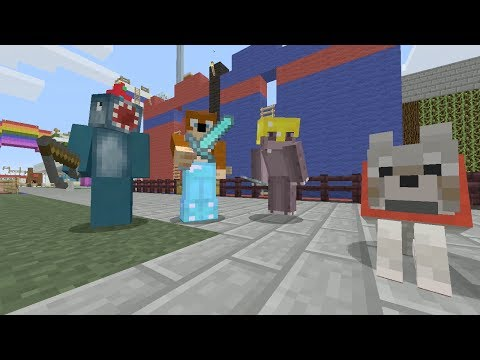 Minecraft Xbox Flop Tournament 172