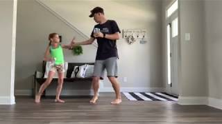 "Daddy/Daughter ""Git Up Challenge"""