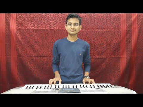 Phoolon Ka Taron Ka instrumental cover by Anand