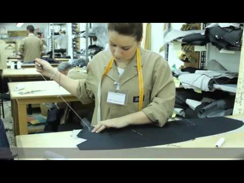 Orazio Luciano - Making of the Suit (Italian Subtitles)