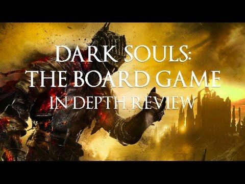 Dark Souls: The Board Game - In Depth Review
