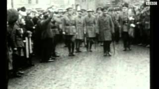 چرا جنگ جهانی اول دامن ایران را هم گرفت؟