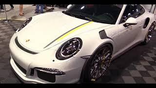2016 Porsche 911 GT3 RS | Exterior Walkaround & First Look | Auto Show
