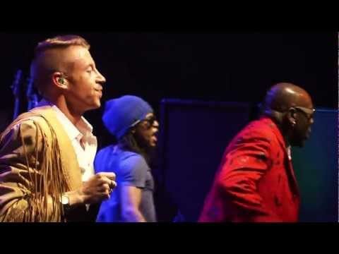 Macklemore - Thrift Shop (Live at Perez Hiltons SXSW 2013 Party)