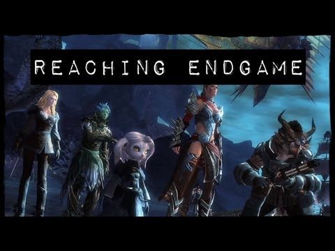 Reaching Endgame in Guild Wars 2