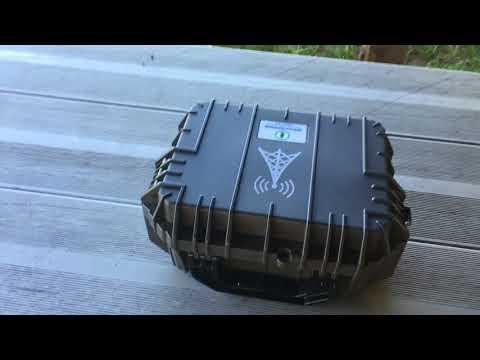 Custom Emergency Ham Radio Go Box