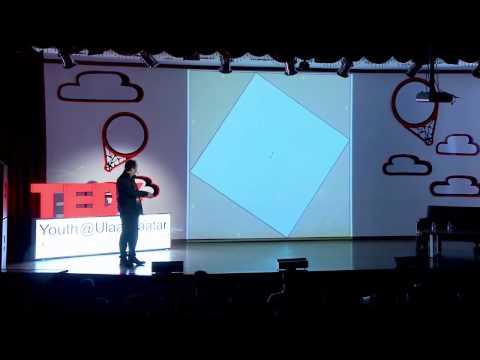 The Beauty of Mathematic | Bayasgalan Banzragch | TEDxYouth@Ulaanbaatar