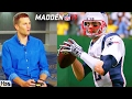 Tom Brady Plays Madden 18 AGAINST Odell Beckham Jr GAMEPLAY PARODY (IF BRADY PLAYED MADDEN 18)