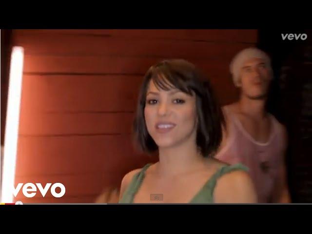 Shakira - Rabiosa Video Oficial ft. El Cata