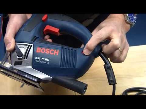 Overview of the Bosch Professional Jigsaw Range