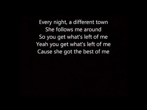 She Got the Best of Me By Luke Combs Lyrics