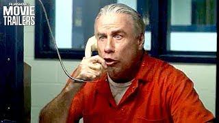 """GOTTI """"Prison"""" Clip NEW (2018) - John Travolta Mafia Drama"""