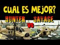 GTA V HUNTER VS SAVAGE CUAL ES MEJOR CUAL COMPRAR mp3