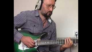 """Carbon Footprint"" Rockschool Guitar Grade 4 from 2012.  Performance and video lesson."