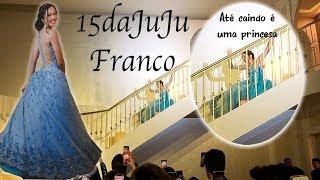 Festa de 15 anos Julia Franco - Até caindo é uma princesa