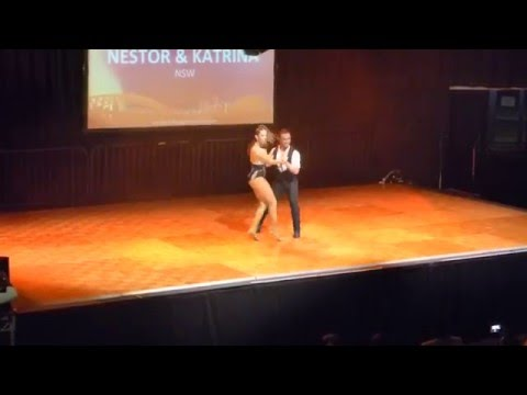 2016 Sydney International Bachata Festival - Nestor and Katrina