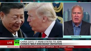 Arab states join China's new Silk Road
