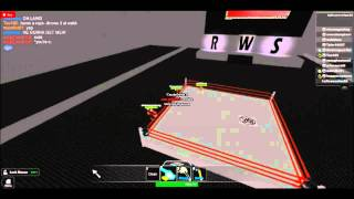 (Roblox Wrestling)RWS:Friday Night Carnage   6/8/13 Part 1: