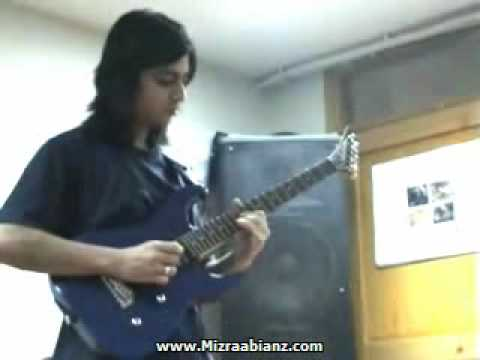 Faraz Anwar - Meri Terhan (Guitar Workshop)