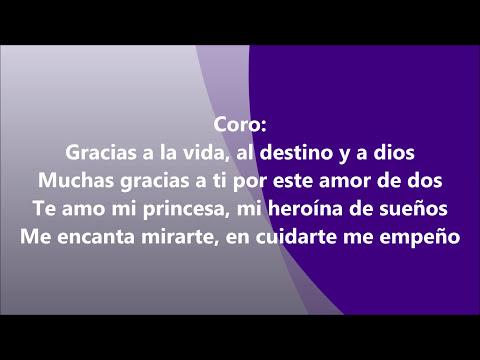 Gracias a ti ❤ | ▸ Rap Romantico◂ Cancion para dedicar al novio / mi novia 2014 Thanks to you