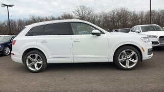 2019 Audi Q7 Lake forest, Highland Park, Chicago, Morton Grove, Northbrook, IL A190391