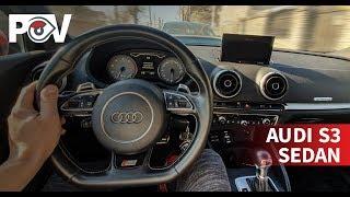 POV   Audi S3 Sedan   STACS TestDrive