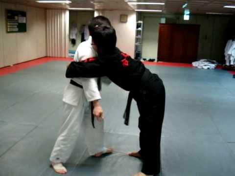 KT Hapkido 1 degree black belt techniques (by master kum)-전체.wmv Image 1
