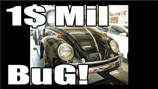 Classic VW BuGs 1964 $1,000000 Million Dollar Original Beetle For Sale on Hemmings