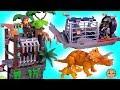 Dinosaur Haul ! Playmobil Dino Explorer Toy Sets - Cookie Swirl C
