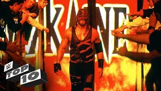 Kanes greatest returns WWE Top 10 July 9 2018