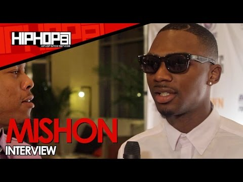 """Mishon Talks Working With Jermaine Dupri, His Single """"Conversation"""" Featuring Tyga & More With HHS1987"""