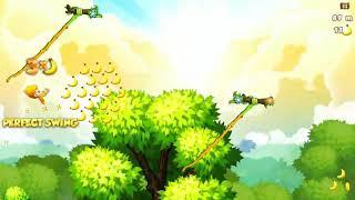 Mankey man cartoon video game for baby