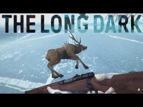 SURVIVAL SCHOOL: HOW TO HUNT - The Long Dark Wintermute Gameplay - Episode 22