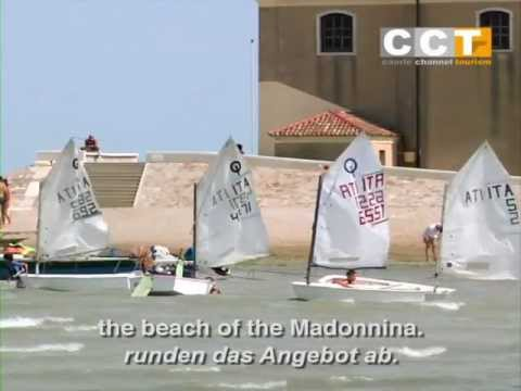Sailing in North Adriatic Sea - Caorle -Venice, Italy