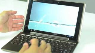 ASUS Eee Pad Transformer Video Walkthrough