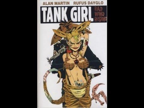 Tank Girl - Bad Wind Rising